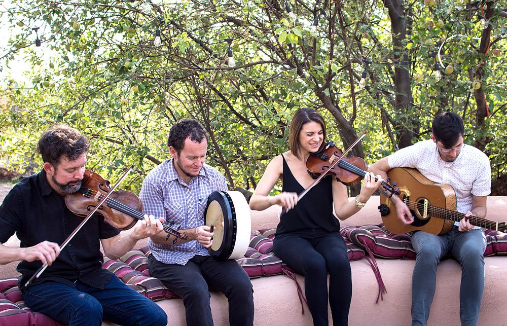 Celtic Christmas in the Highland Lakes