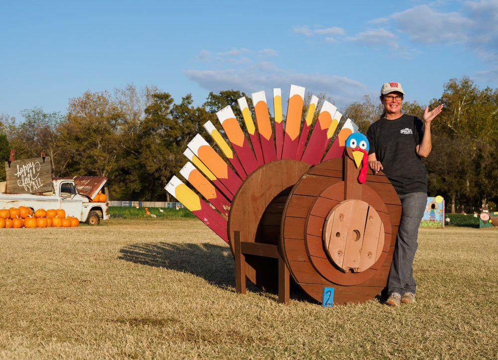 Sweet Berry Farms celebrates Thanksgiving