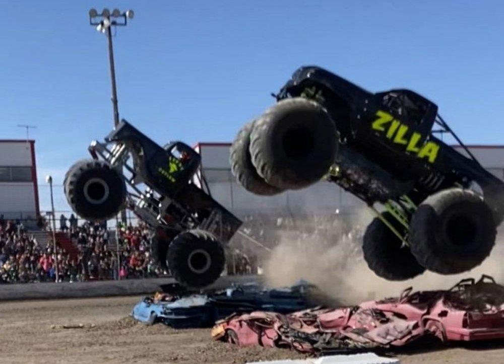 No Limits Monster Truck Show rolls into Llano