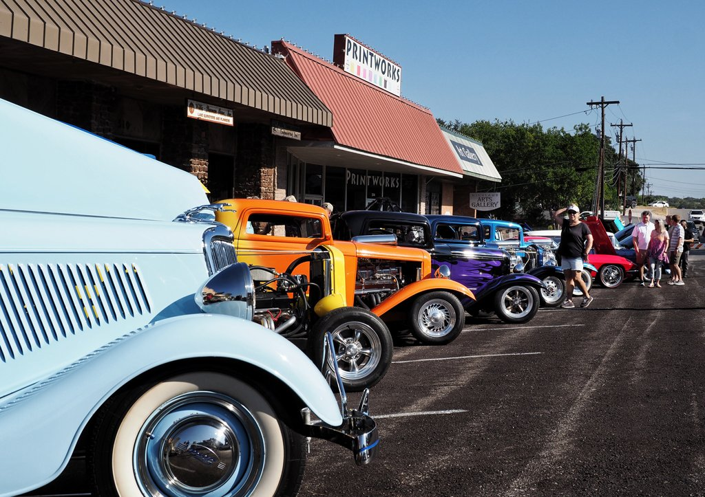 Marble Falls Main Street Car Show is Oct. 2
