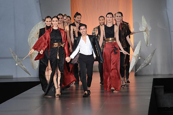 Marble Falls Grad Designing Dream Career In Fashion World