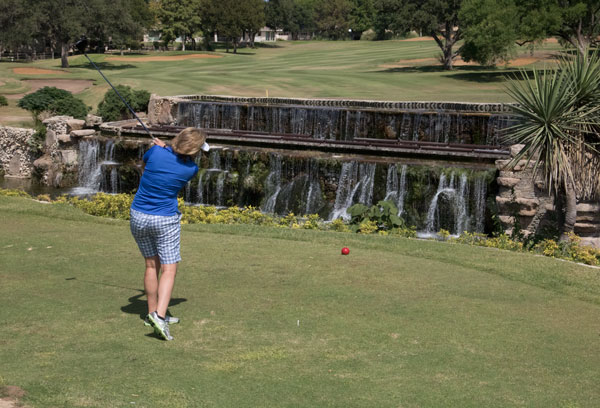 Highland Lakes Is A Golfer S Paradise
