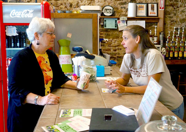 Fuel Coffee House in Llano