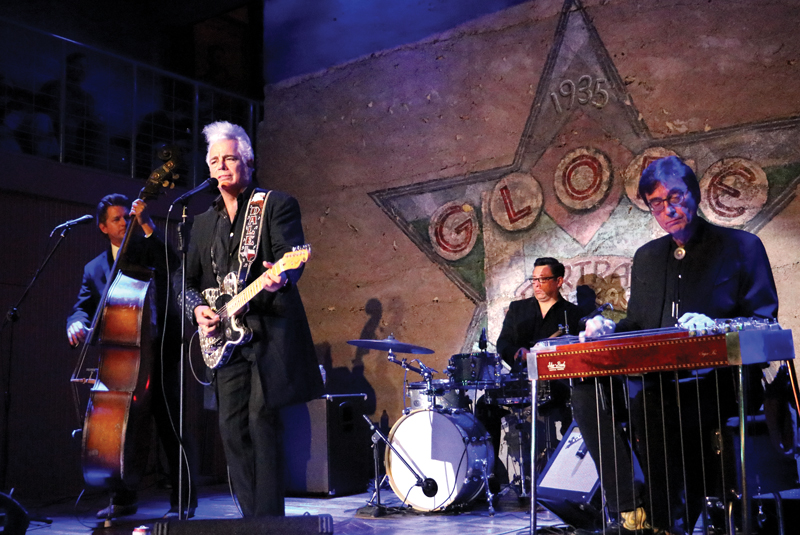 Dale Watson at Historic Globe Theatre in Bertram