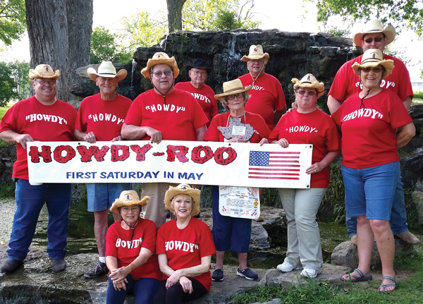 Howdy-Roo chili and barbecue competition heats up this weekend