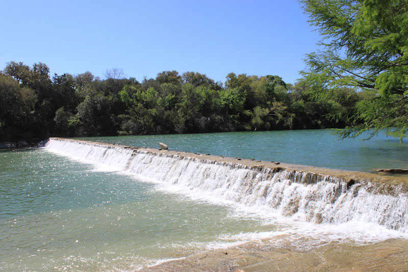 Swim in the glistening water at blanco state park for Blanco state park fishing