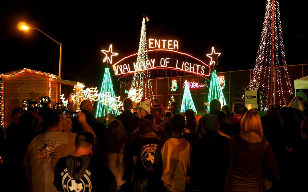 The best and brightest Christmas displays