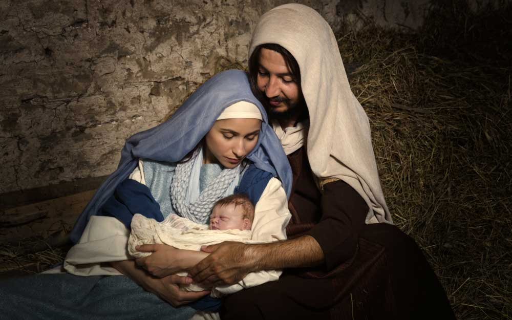 Living nativity in Johnson City has been strengthening faith for half a century