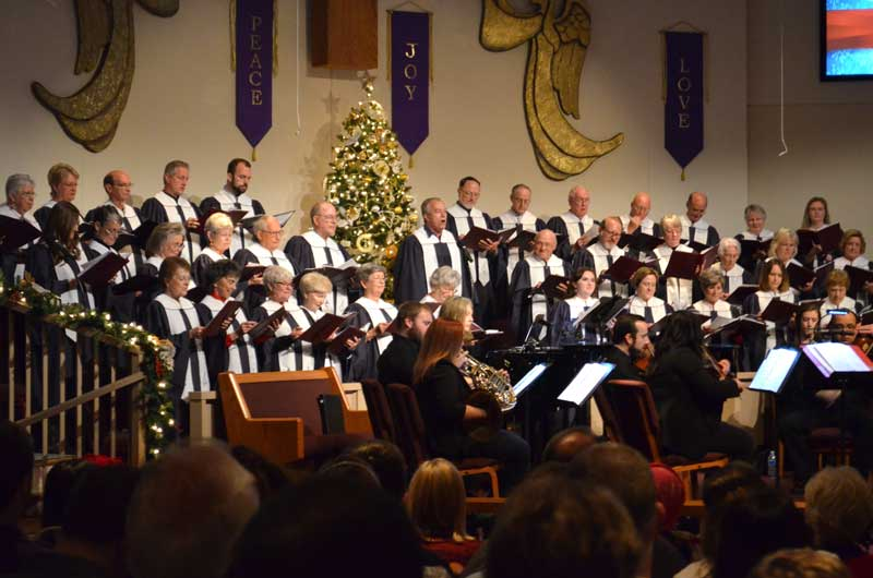 The First Church of Christ, Advent Services & Events
