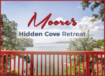 Moore's Hidden Cove Retreat