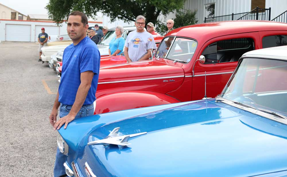 Lake Area Rods and Classics show