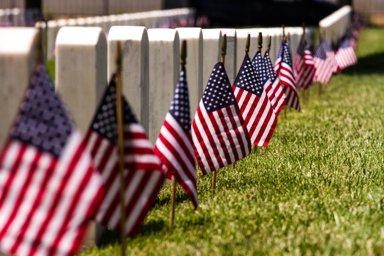 On Memorial Day, pause to remember Americans who died for our country