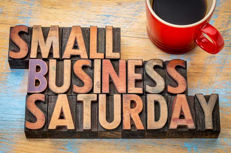 Small Business Saturday in Kingsland