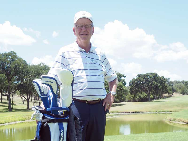 Horseshoe Bay Golf Pro Playing 108 Holes in One Day to Feed the Hungry