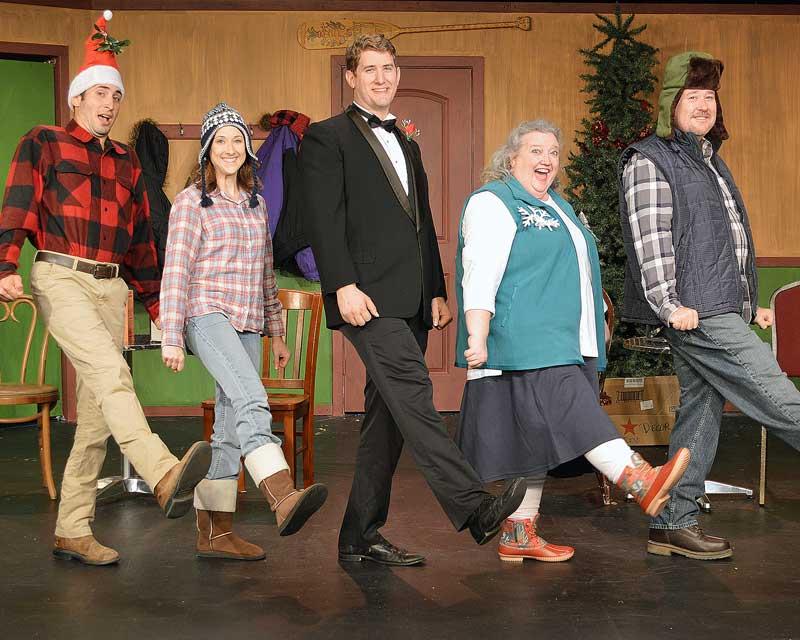 Don't Hug Me Christmas Carol' is Nov. 30-Dec. 17