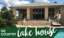 Hill Country Lakehouse