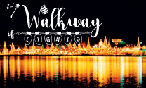 Walkway of Lights