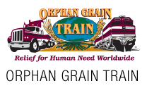 Orphan Grain Train Highland Lakes