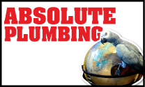 Absolute Plumbing logo
