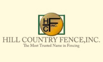 Hill Country Fence, Inc. logo