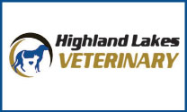 Highland Lakes Veterinary logo