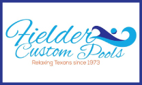 Fielder Custom Pools logo