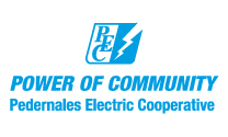 Pedernales Electric Cooperative logo