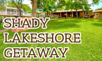 Shady Lakeshoe Getaway icon