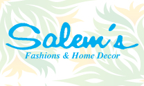 Salem's Fashions & Home Decor logo