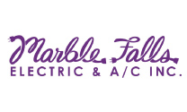 Marble Falls Electric & A/C Inc. logo