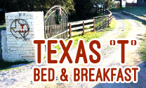 "Texas ""T"" Bed and Breakfast icon"