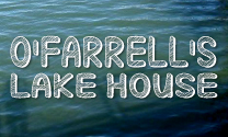 O'Farrell's Lake House logo