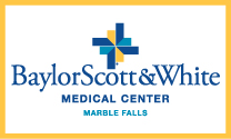 Baylor Scott & White Medical Center - Marble Falls logo