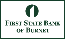 First State Bank Of Burnet logo