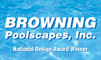 Browning Poolscapes, Inc. logo