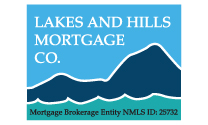 Lakes and Hills Mortgage Co. logo