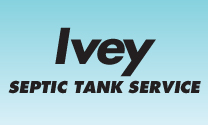 Ivey Septic Tank Service logo