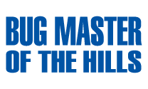 Bug Master of the Hills logo
