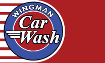 Wingman Car Wash logo