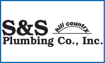 S&S Hill Country Plumbing Co., Inc. logo