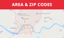 Area & ZIP Codes for Marble Falls