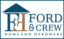 Ford & Crew Home and Hardware Marble Falls logo