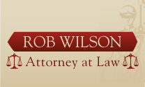 Rob Wilson Attorney At Law logo