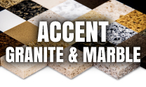 Accent Granite & Marble logo