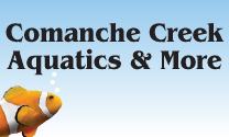Comanche Creek Aquatics & More logo