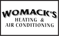 Womack's Heating & Air Conditioning logo