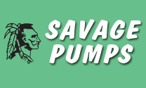 Savage Pumps logo
