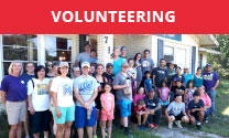Volunteering in Marble Falls