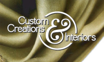 Custom Creations & Interiors logo