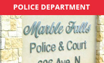 Marble Falls Police Department